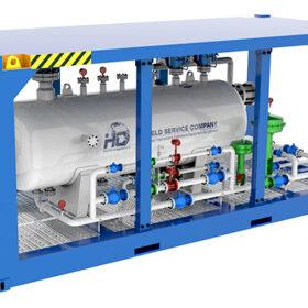 1440 psi Test Separator