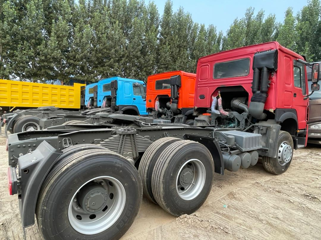 Howo used tractor truck for sale on energyhubng.com