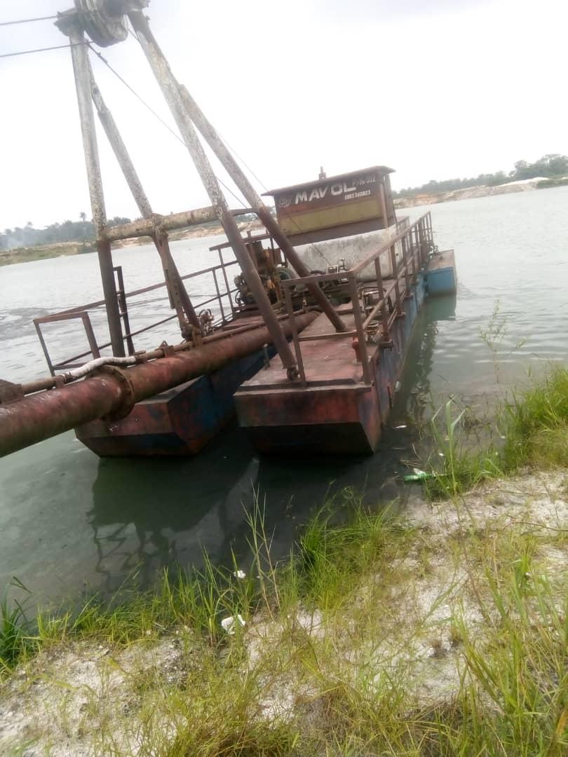 Scrape Dredger for sale in Nigeria on energyhubng.com