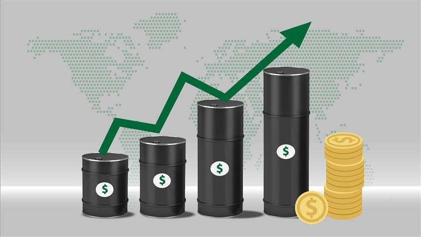 Again, Oil rises after 2-Day Decline